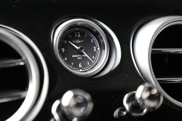 Used 2017 Bentley Continental GT Supersports for sale Sold at Rolls-Royce Motor Cars Greenwich in Greenwich CT 06830 22