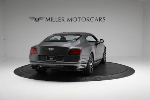 Used 2017 Bentley Continental GT Supersports for sale Sold at Rolls-Royce Motor Cars Greenwich in Greenwich CT 06830 7