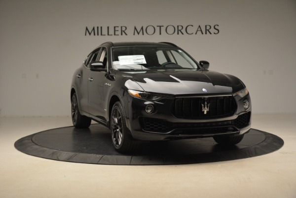 Used 2018 Maserati Levante S Q4 GranSport for sale Call for price at Rolls-Royce Motor Cars Greenwich in Greenwich CT 06830 10