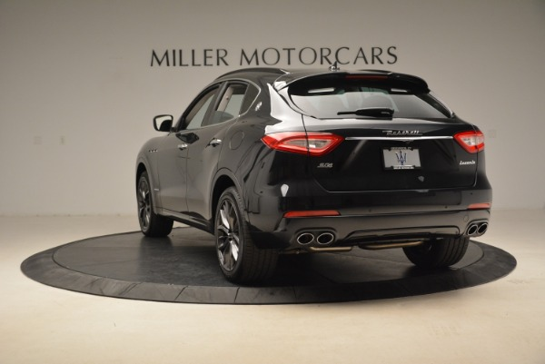 Used 2018 Maserati Levante S Q4 GranSport for sale Call for price at Rolls-Royce Motor Cars Greenwich in Greenwich CT 06830 4