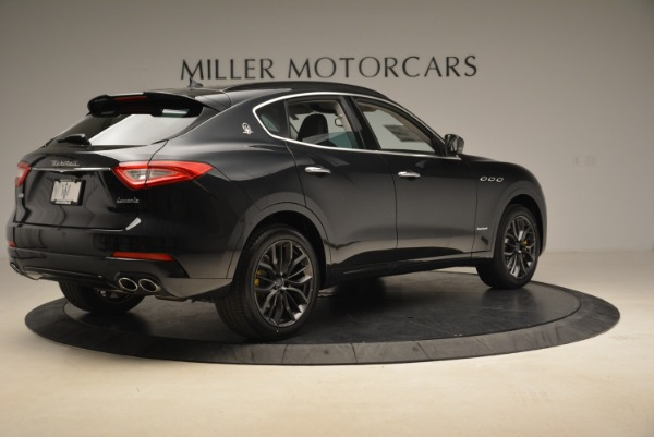 Used 2018 Maserati Levante S Q4 GranSport for sale Call for price at Rolls-Royce Motor Cars Greenwich in Greenwich CT 06830 7