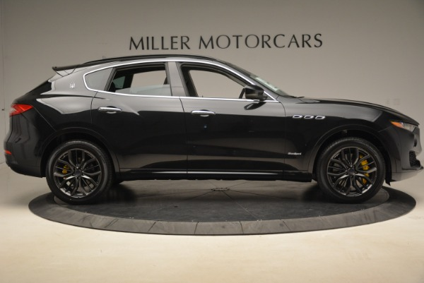 Used 2018 Maserati Levante S Q4 GranSport for sale Call for price at Rolls-Royce Motor Cars Greenwich in Greenwich CT 06830 8