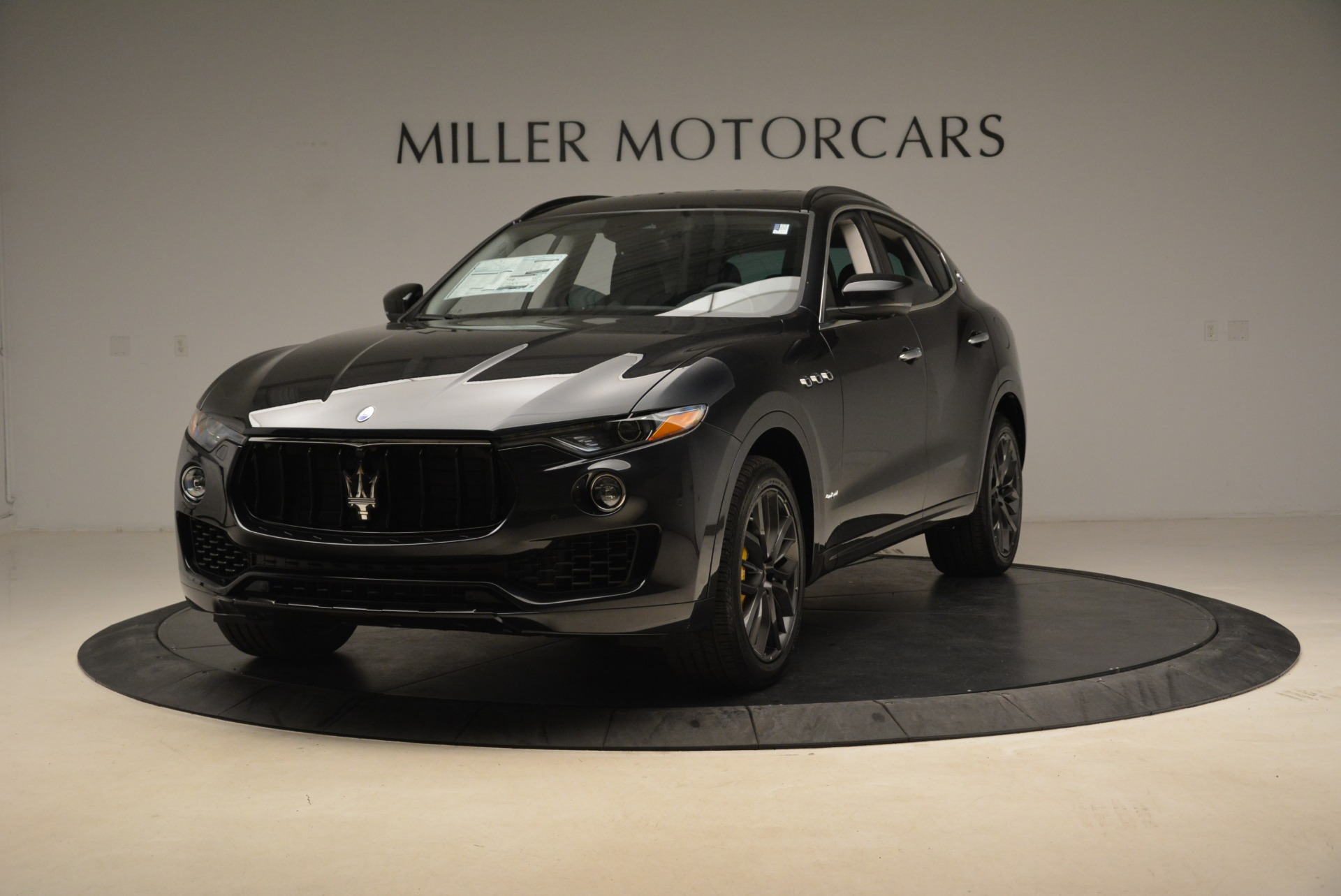 Used 2018 Maserati Levante S Q4 GranSport for sale Call for price at Rolls-Royce Motor Cars Greenwich in Greenwich CT 06830 1