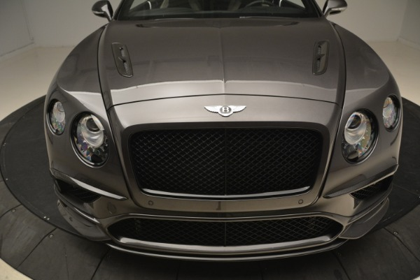 Used 2017 Bentley Continental GT Supersports for sale Sold at Rolls-Royce Motor Cars Greenwich in Greenwich CT 06830 13