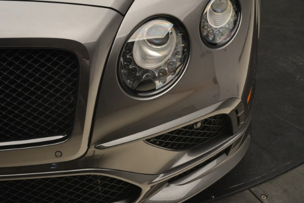 Used 2017 Bentley Continental GT Supersports for sale Sold at Rolls-Royce Motor Cars Greenwich in Greenwich CT 06830 14