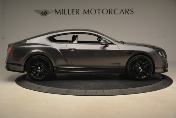 Used 2017 Bentley Continental GT Supersports for sale Sold at Rolls-Royce Motor Cars Greenwich in Greenwich CT 06830 9