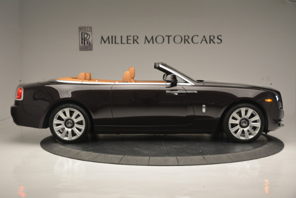 Used 2018 Rolls-Royce Dawn for sale Sold at Rolls-Royce Motor Cars Greenwich in Greenwich CT 06830 6