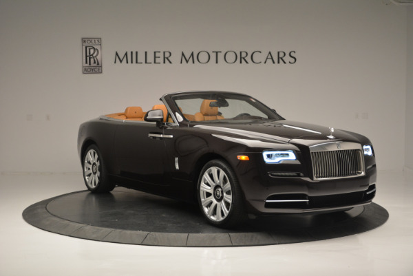 Used 2018 Rolls-Royce Dawn for sale Sold at Rolls-Royce Motor Cars Greenwich in Greenwich CT 06830 7