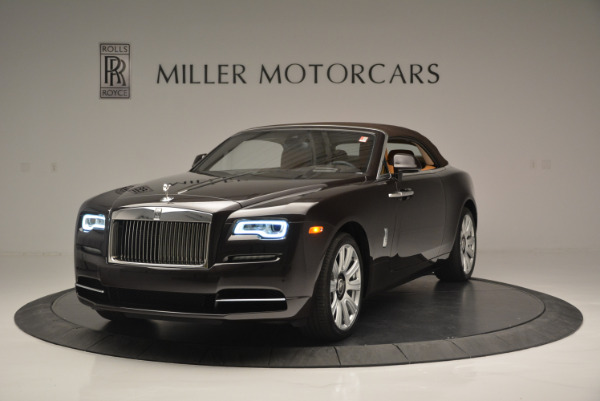 Used 2018 Rolls-Royce Dawn for sale Sold at Rolls-Royce Motor Cars Greenwich in Greenwich CT 06830 9