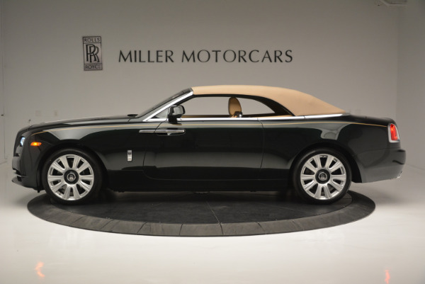 Used 2018 Rolls-Royce Dawn for sale Sold at Rolls-Royce Motor Cars Greenwich in Greenwich CT 06830 10