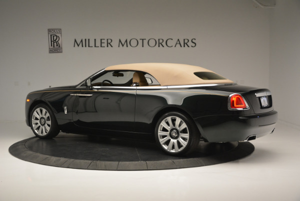 Used 2018 Rolls-Royce Dawn for sale Sold at Rolls-Royce Motor Cars Greenwich in Greenwich CT 06830 11