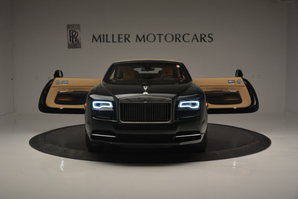 Used 2018 Rolls-Royce Dawn for sale Sold at Rolls-Royce Motor Cars Greenwich in Greenwich CT 06830 17