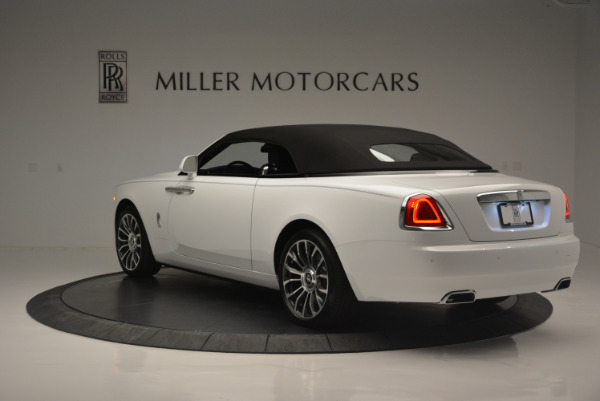 Used 2018 Rolls-Royce Dawn for sale Sold at Rolls-Royce Motor Cars Greenwich in Greenwich CT 06830 11
