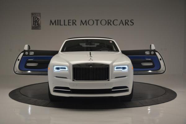 Used 2018 Rolls-Royce Dawn for sale Sold at Rolls-Royce Motor Cars Greenwich in Greenwich CT 06830 17