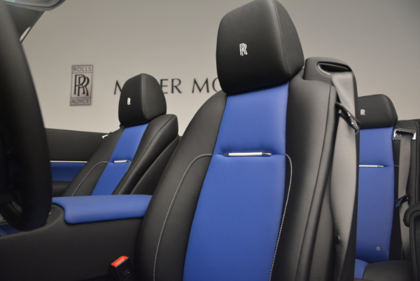 Used 2018 Rolls-Royce Dawn for sale Sold at Rolls-Royce Motor Cars Greenwich in Greenwich CT 06830 19