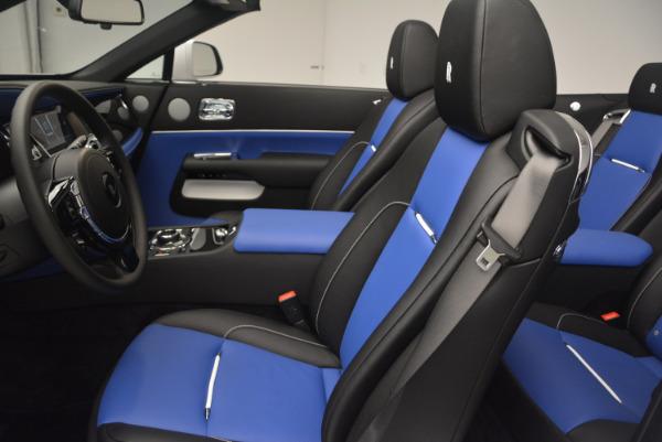 Used 2018 Rolls-Royce Dawn for sale Sold at Rolls-Royce Motor Cars Greenwich in Greenwich CT 06830 20