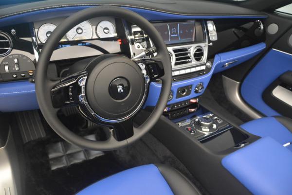Used 2018 Rolls-Royce Dawn for sale Sold at Rolls-Royce Motor Cars Greenwich in Greenwich CT 06830 21