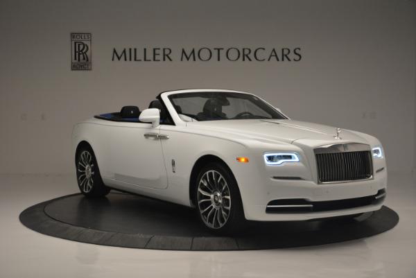 Used 2018 Rolls-Royce Dawn for sale Sold at Rolls-Royce Motor Cars Greenwich in Greenwich CT 06830 7