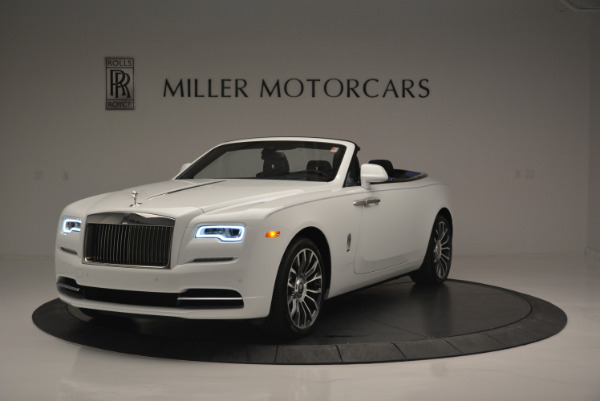 Used 2018 Rolls-Royce Dawn for sale Sold at Rolls-Royce Motor Cars Greenwich in Greenwich CT 06830 1