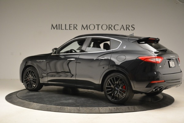 New 2018 Maserati Levante S Q4 GranSport for sale Sold at Rolls-Royce Motor Cars Greenwich in Greenwich CT 06830 4