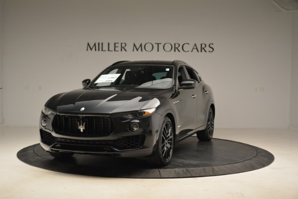 New 2018 Maserati Levante S Q4 GranSport for sale Sold at Rolls-Royce Motor Cars Greenwich in Greenwich CT 06830 1