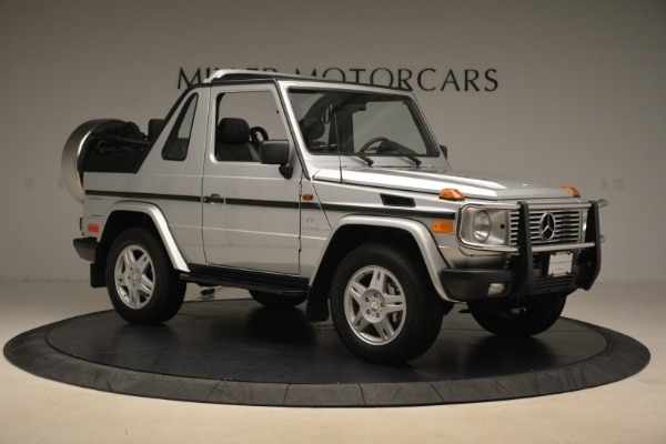 Used 2000 Mercedes-Benz G500 RENNTech for sale Sold at Rolls-Royce Motor Cars Greenwich in Greenwich CT 06830 10