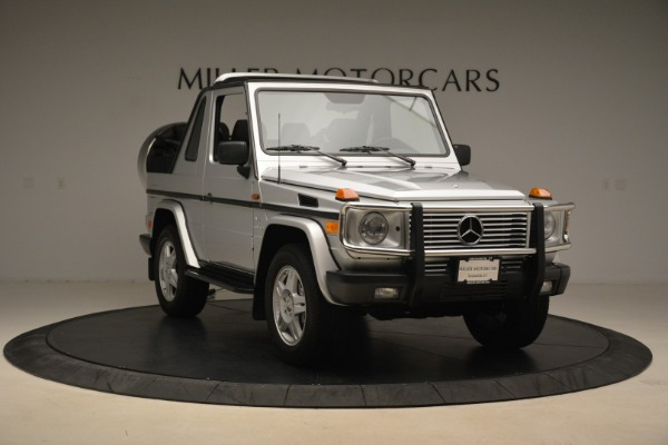 Used 2000 Mercedes-Benz G500 RENNTech for sale Sold at Rolls-Royce Motor Cars Greenwich in Greenwich CT 06830 11