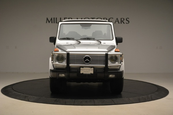 Used 2000 Mercedes-Benz G500 RENNTech for sale Sold at Rolls-Royce Motor Cars Greenwich in Greenwich CT 06830 12