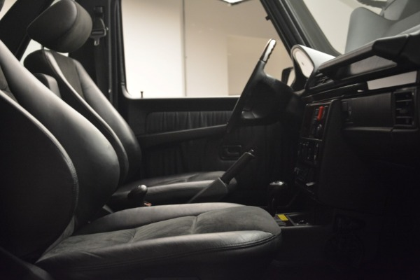 Used 2000 Mercedes-Benz G500 RENNTech for sale Sold at Rolls-Royce Motor Cars Greenwich in Greenwich CT 06830 17