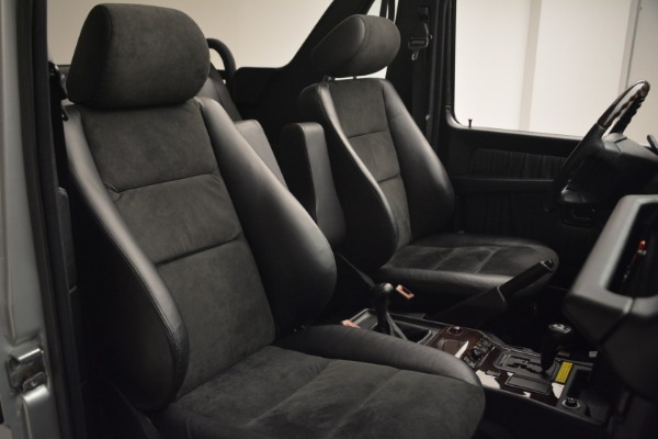 Used 2000 Mercedes-Benz G500 RENNTech for sale Sold at Rolls-Royce Motor Cars Greenwich in Greenwich CT 06830 18