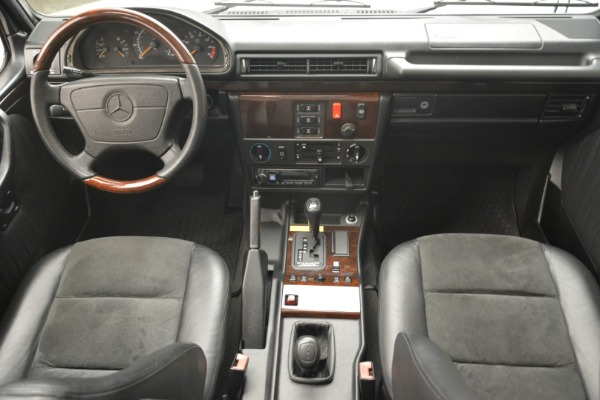 Used 2000 Mercedes-Benz G500 RENNTech for sale Sold at Rolls-Royce Motor Cars Greenwich in Greenwich CT 06830 19
