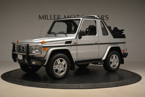 Used 2000 Mercedes-Benz G500 RENNTech for sale Sold at Rolls-Royce Motor Cars Greenwich in Greenwich CT 06830 2