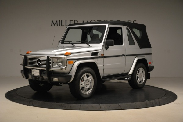 Used 2000 Mercedes-Benz G500 RENNTech for sale Sold at Rolls-Royce Motor Cars Greenwich in Greenwich CT 06830 26
