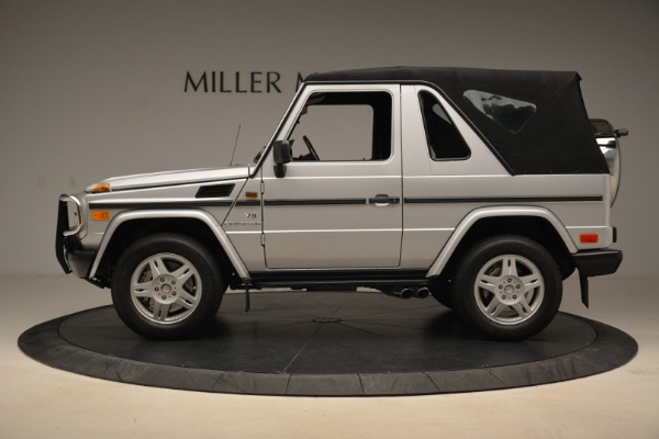 Used 2000 Mercedes-Benz G500 RENNTech for sale Sold at Rolls-Royce Motor Cars Greenwich in Greenwich CT 06830 27