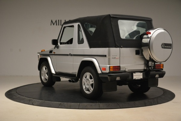 Used 2000 Mercedes-Benz G500 RENNTech for sale Sold at Rolls-Royce Motor Cars Greenwich in Greenwich CT 06830 28