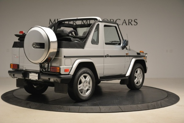 Used 2000 Mercedes-Benz G500 RENNTech for sale Sold at Rolls-Royce Motor Cars Greenwich in Greenwich CT 06830 7