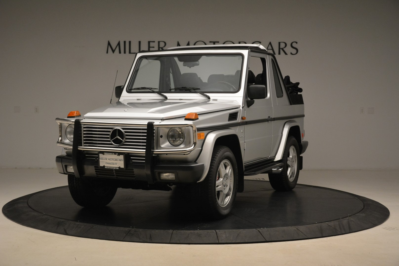Used 2000 Mercedes-Benz G500 RENNTech for sale Sold at Rolls-Royce Motor Cars Greenwich in Greenwich CT 06830 1