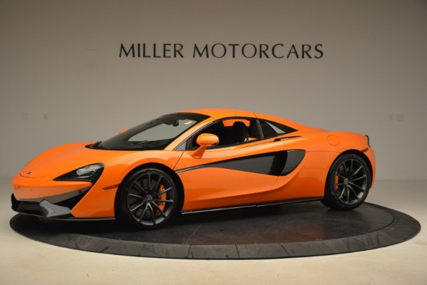 Used 2018 McLaren 570S Spider Convertible for sale Sold at Rolls-Royce Motor Cars Greenwich in Greenwich CT 06830 15