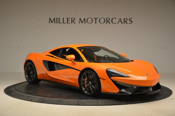 Used 2018 McLaren 570S Spider Convertible for sale Sold at Rolls-Royce Motor Cars Greenwich in Greenwich CT 06830 21