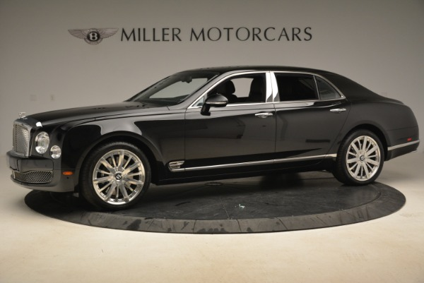 Used 2016 Bentley Mulsanne for sale Sold at Rolls-Royce Motor Cars Greenwich in Greenwich CT 06830 2
