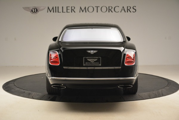 Used 2016 Bentley Mulsanne for sale Sold at Rolls-Royce Motor Cars Greenwich in Greenwich CT 06830 7