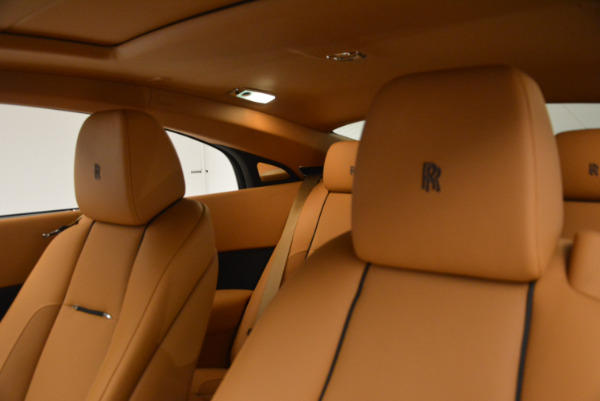 Used 2016 Rolls-Royce Wraith for sale Sold at Rolls-Royce Motor Cars Greenwich in Greenwich CT 06830 16
