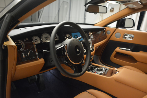 Used 2016 Rolls-Royce Wraith for sale Sold at Rolls-Royce Motor Cars Greenwich in Greenwich CT 06830 17
