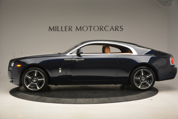 Used 2016 Rolls-Royce Wraith for sale Sold at Rolls-Royce Motor Cars Greenwich in Greenwich CT 06830 2