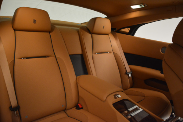 Used 2016 Rolls-Royce Wraith for sale Sold at Rolls-Royce Motor Cars Greenwich in Greenwich CT 06830 21