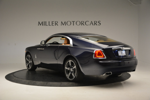 Used 2016 Rolls-Royce Wraith for sale Sold at Rolls-Royce Motor Cars Greenwich in Greenwich CT 06830 3