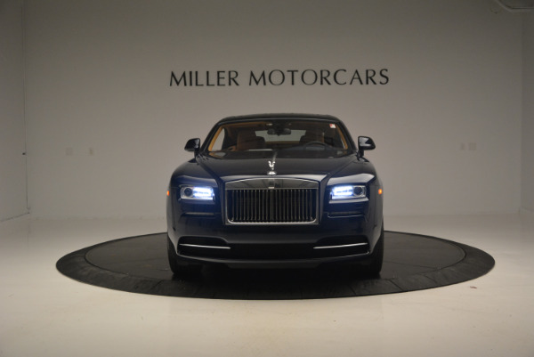 Used 2016 Rolls-Royce Wraith for sale Sold at Rolls-Royce Motor Cars Greenwich in Greenwich CT 06830 8