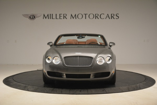 Used 2008 Bentley Continental GT W12 for sale Sold at Rolls-Royce Motor Cars Greenwich in Greenwich CT 06830 12