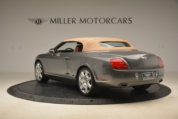 Used 2008 Bentley Continental GT W12 for sale Sold at Rolls-Royce Motor Cars Greenwich in Greenwich CT 06830 17