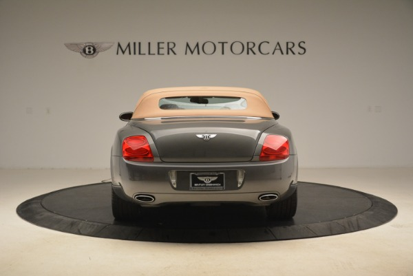 Used 2008 Bentley Continental GT W12 for sale Sold at Rolls-Royce Motor Cars Greenwich in Greenwich CT 06830 18